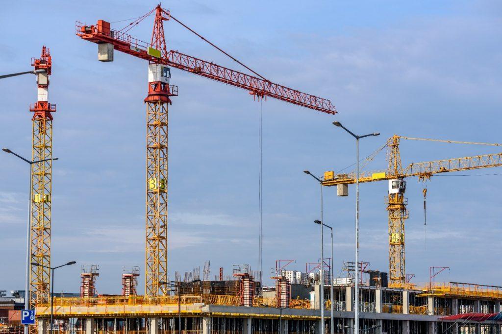 Tipos de máquina de construcción asfálticas en las empresas privadas