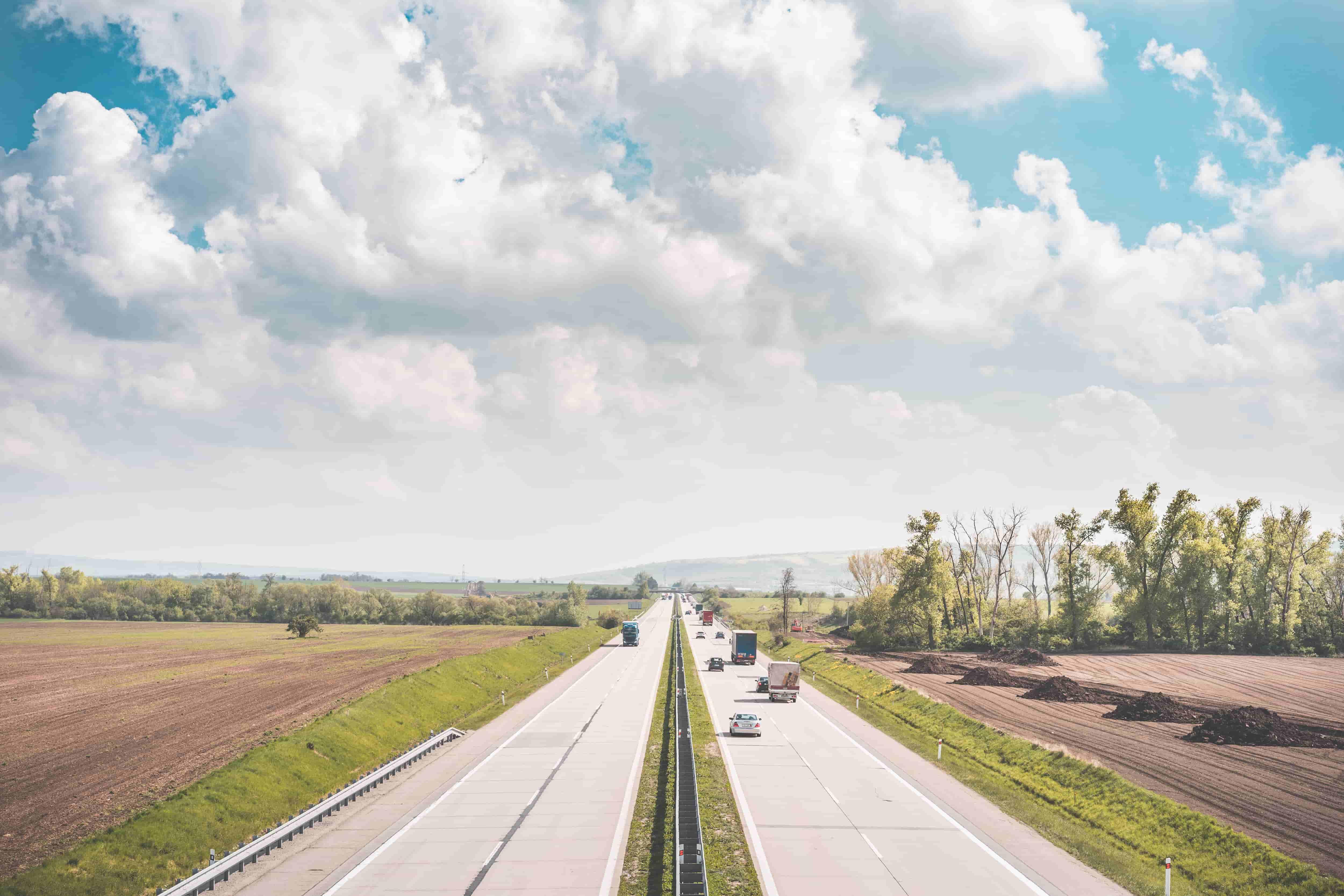 Carreteras verdes: ¿se refieren a los materiales de construcción?