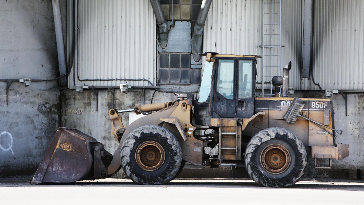 5 datos de la maquinaria para pavimentación asfáltica en la  construcción